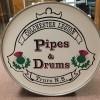 7 mei 2020, concert KSW en de Colchester Legion Pipes and Drums Band uit Canada, 19.30 uur op het plein voor het huis van Cultuur en Bestuur in Nijverdal.
