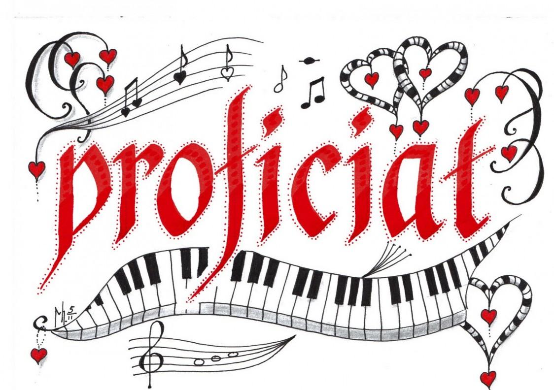proficiat of gefeliciteerd Geslaagden muziekexamen A en C april 2014   KSW proficiat of gefeliciteerd